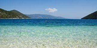 Antisamos Beach
