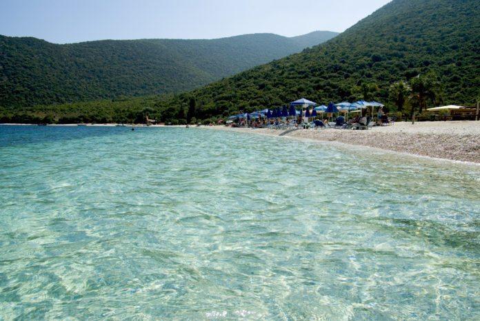 Antisamos Beach Sami