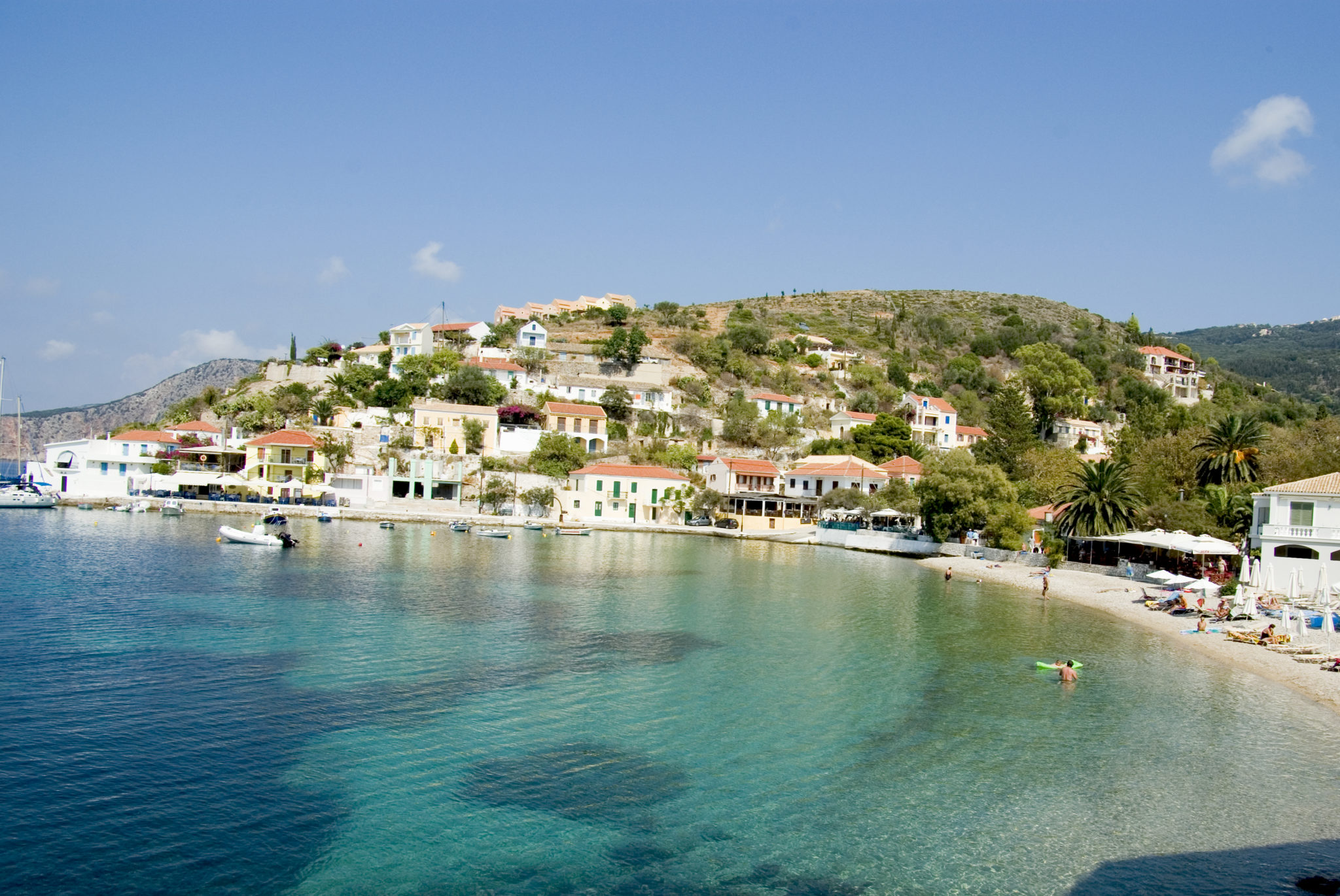 Myrtos Beach Hotels