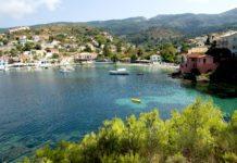Hafen von Assos