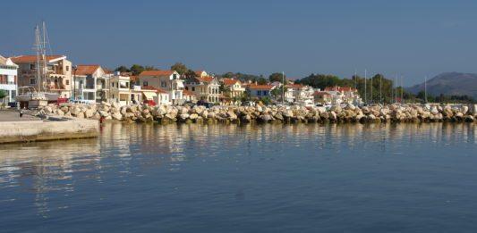 Hafen von Lixouri