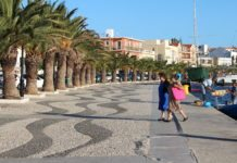Hafenmeile Argostoli