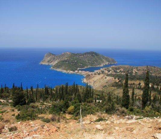 Halbinsel Assos mit venezianischer Festung