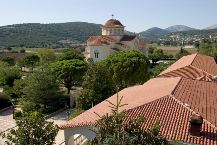 Kloster Agios Gerasimou