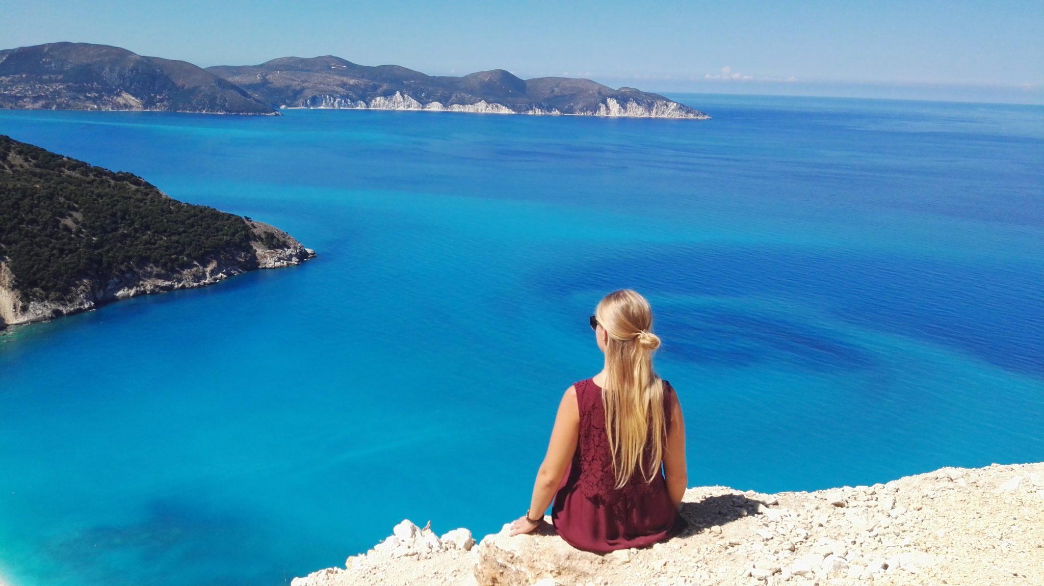 Kleiner Griechisch Sprachführer Für Den Urlaub Auf Kefalonia